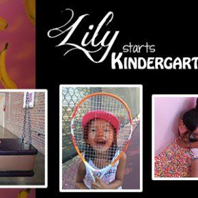 LilyKindergartenBanner